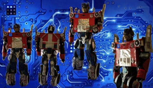 Transformerscostumed characters superheroes birthday parties with optimus prime