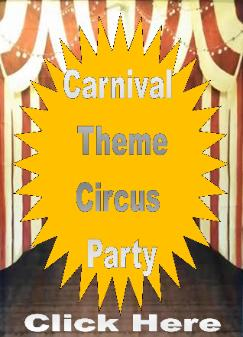 Houston Has A Carnival Or Circus Theme Available For Your Next Birthday Party And Little