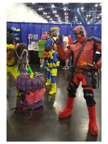 Hire This Funny Red Superhero For Your Next Costumed Character Birthday Party In Houston Includes