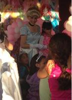 houston cinderella princess birthday party