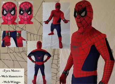 Houston Spiderman Birthday Party Superhero