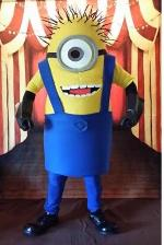 houston minion birthday party