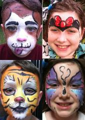 Compare our prices with the other companies in houston texas for Cheap face painting houston